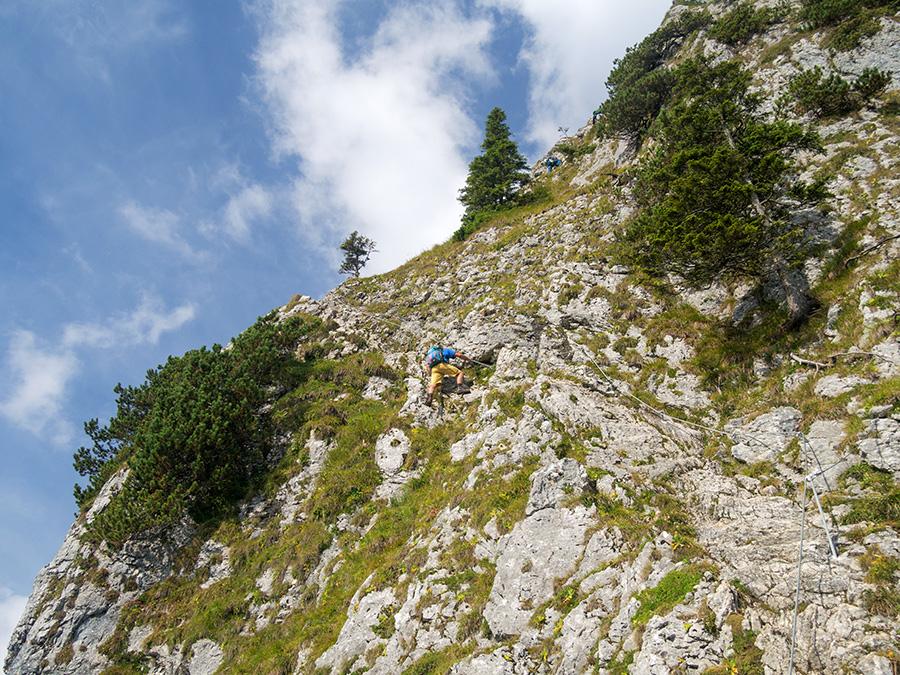 Ettaler Mandl Klettersteig Unfall : Blog aus licht gezaubert